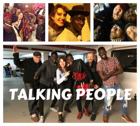 TalkingPEOPLE